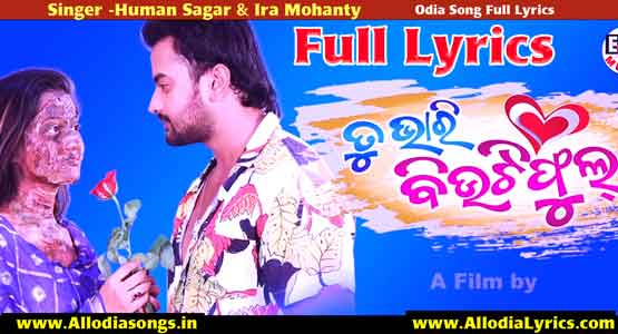 Tu Bhari Beautiful Lyrics in Odia Movies Title Song by Human Sagar